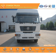 SHACMAN F3000 6X4 Food Truck Van lorry