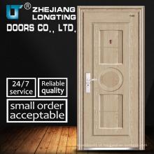 Morden Design Segurança Metal Door, Iron Door