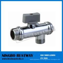 Venta caliente de la válvula de ángulo del latón de Ningbo Bestway (BW-A19)