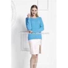 Suéter de jersey contemporáneo para mujeres