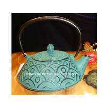 Peg08 Cast Iron Teapot