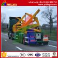 Terminal Semi Skeleton Container Side Lifter Trailer