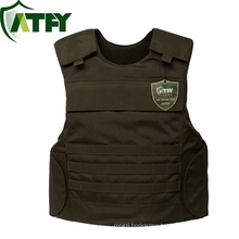 Custom Bulletproof Vest Level IIIA Jacket Bullet proof vest for press with Molle