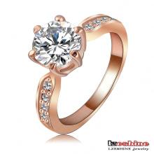 Zircon Damen Modeschmuck Ring (Ri-HQ1053)