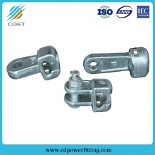 Best quality and factory for Link Fitting For Substation Socket Clevis Eye For Overhead Transmission Line supply to Lesotho Wholesale