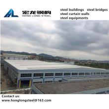 Industrial Factory Workshop Installation