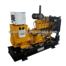 Générateur de biogaz à 90kw de puissance verte à faible consommation avec CE ISO