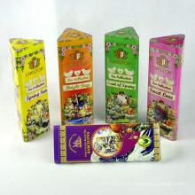 Caixa de lata de presente promocional, caixa de lata de chá de metal, caixa de lata de biscoito de doces