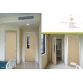 Aluminiumrahmen Krankenhaus Design Swing Door