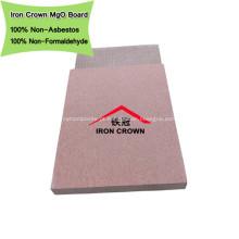 Placa à prova de fogo resistente ao calor anti-congelamento de MgO sem amianto