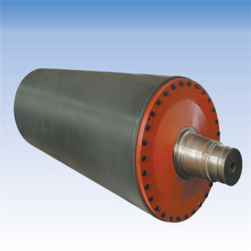 Mesin Cetak Mesin Grooved Press Roll