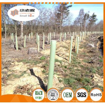 Protetores de árvore ao ar livre / guardas de árvore de planta
