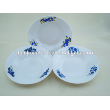 Professional Hot Sale Daily Used Promotion Soup Plate and Fruit Plate