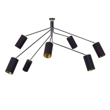 Luxury pendant lighting aluminum Decoration Ceiling Light Pendant Lamp led modern chandelier