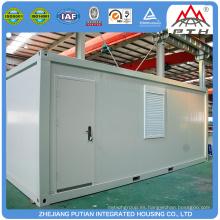 China producto prefabricado modular prefabricado WC baño casas para la venta