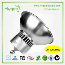 A alta qualidade conduziu o preço elevado da iluminação do louro O barato 50W garantia de 3 anos conduziu o dispositivo elétrico de luz elevado da baía