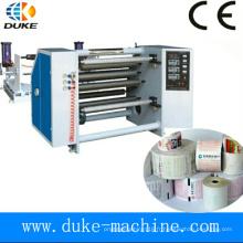 Haut retour! Machine de rembobinage de papier toilette 1575mm, machine à fendre et à rewing