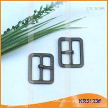 Tamaño interior 25mm Metal Hebillas para zapatos, bolsa o correa KR5123