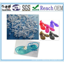 PVC Granules for Shoes