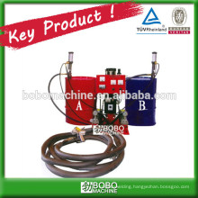 fireproofing spray machine
