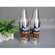 350ml Aluminium Bierflasche für Getränkeverpackungen (PPC-ABB-03)
