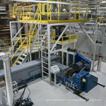 Máquina para fabricar PP Spunbond Meltblown