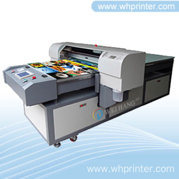 High Production Flatbed Printer for Metal