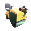 800KG ride on gasoline engine road roller