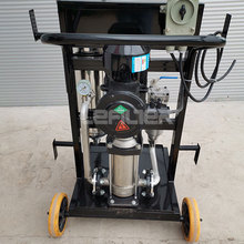 Lyc-a 200L Lubricating/Hydraulic Oil Purifier Machine