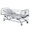 High Quality Nursing Equipment ICU 3-Position Manual Medical Hospital Bed