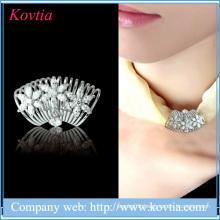 Korean rhinestone brooch fashion jewelery from china imitations clothes