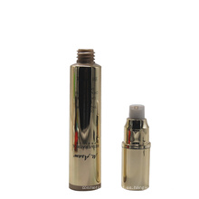 airless pump tube desodorant spray containers
