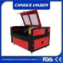 Ck1290 Metall Nichtmetall CO2 CNC Laserschneidmaschine