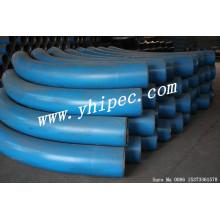 Pipa de acero de aleación accesorios curva