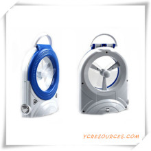 Multi-função com ventilador de emergência luz led eletrônico para promoção