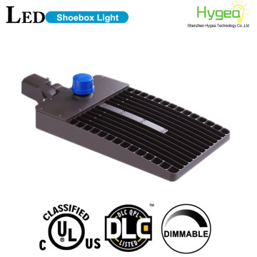 200W led street light led parking lot shoebox light