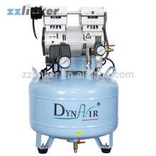 Compressor de ar dentário dinâmico / Compressor de ar dental com secador de ar