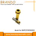 Copper Yellow Solenoid Valve Armature For Valve
