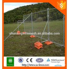 Sécurité portative temporaire pour enfants piscine clôture mobile sécuritaire en plein air