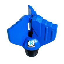 Bohrwerkzeug 3 klinge pdc step Bohren Drag Bit für ölfeld und wasser brunnen bohren