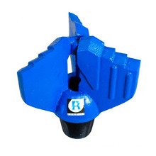 "8 1/2"" regular type china drag bit for rock drilling"