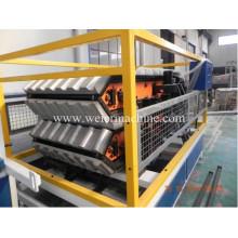 PVC Glazed Corrugated Roof Production Line