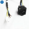 Câblage automatique personnalisé dans les voitures de la société industrielle électronique