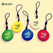 Carte colorée matérielle de Jelly RFID Jelly matérielle de PVC de gravure de laser
