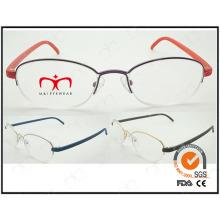 Heiße verkaufende bunte Tr90 Tempel Metall optische Rahmen (WRM503030)