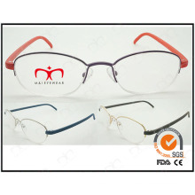 Hot Selling Colorful Tr90 Temples Metal Optical Frames (WRM503030)