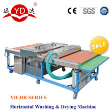 Máquina de lavar de maquinaria de processamento de vidro para vidro