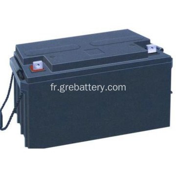 Batterie d'accumulateurs LiFePO4 lithium fer phosphate 12V 100Ah