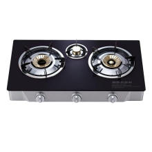 Cheap Price 3 Burners Table Top Gas Stove