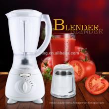 New Design Good Quality 1.5L PS Or PC Jar 2 In 1 Electric Blender Juicer